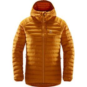Haglöfs Essens Mimic Hood Jacket Damen desert yellow